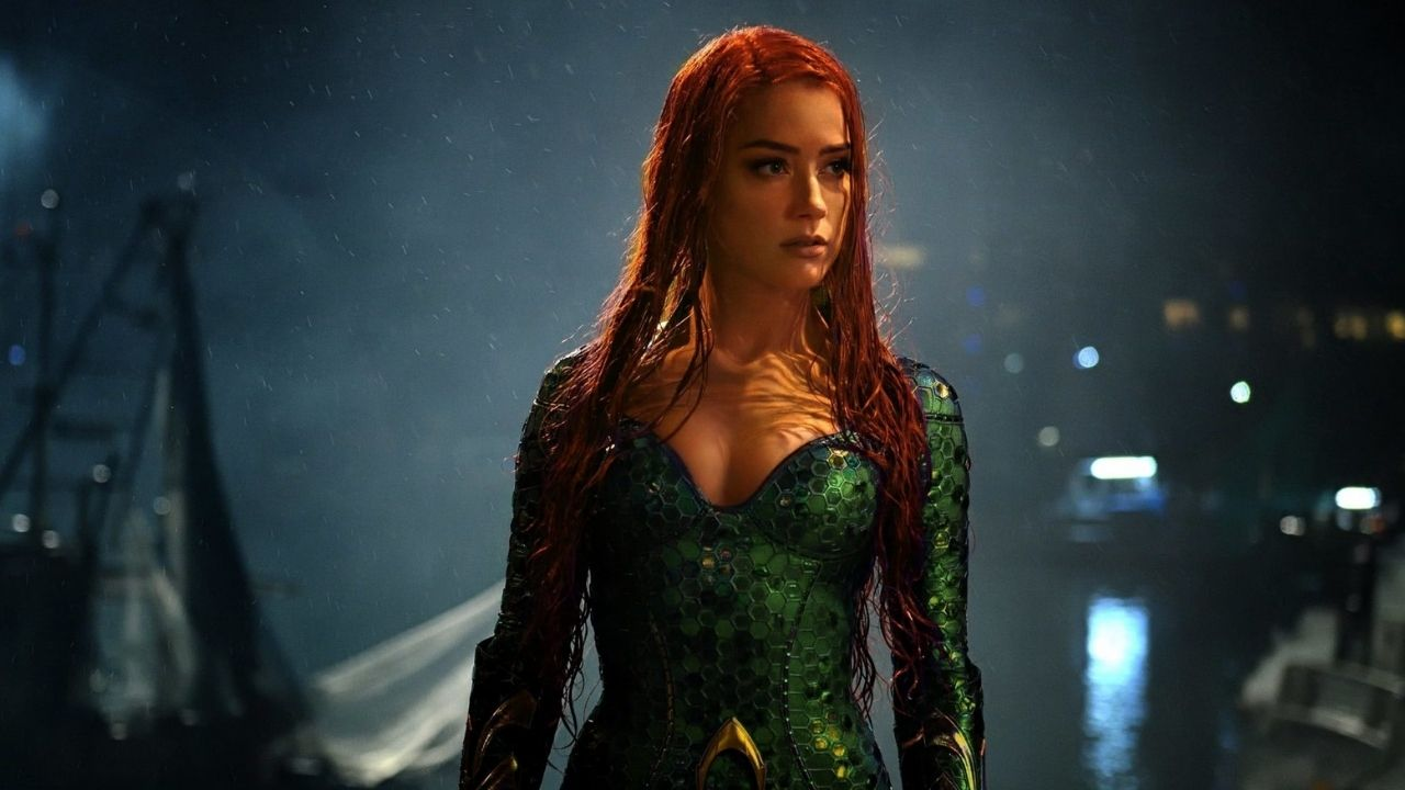 No, Amber Heard Has Not Been Fired from 'Aquaman 2'