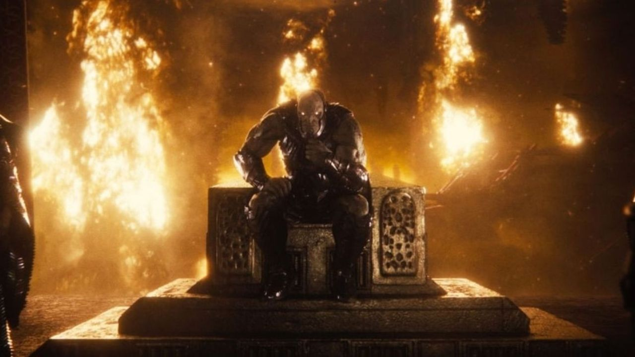 Director Spills Why Darkseid Forgot about the Anti-Life Equation