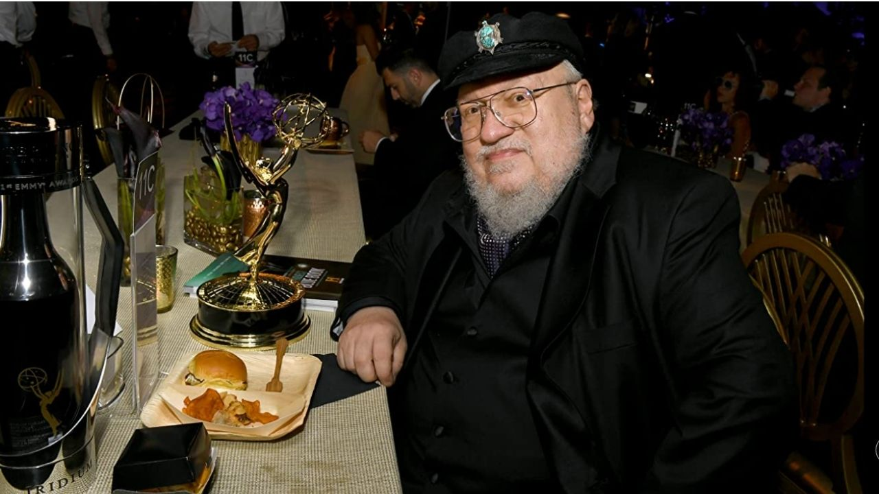 George R.R. Martin Accepts 5-year Deal from HBO for GoT Series