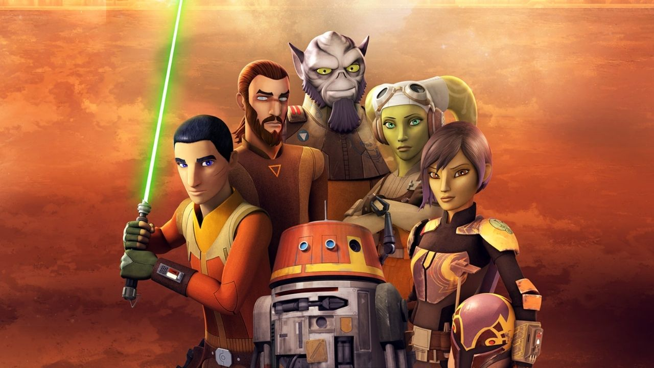 How Can I Watch Star Wars Rebels for Free