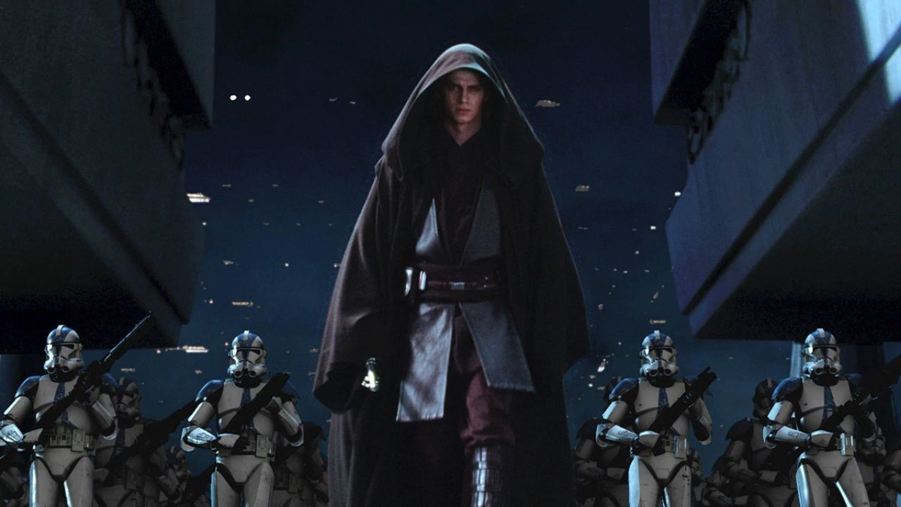 How Strong Is Anakin Skywalker? Is He The Strongest Jedi?