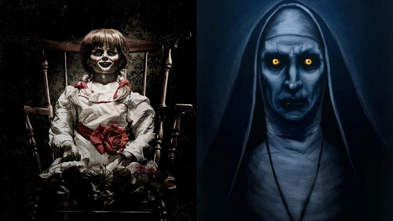 Are Annabelle and The Conjuring connected?
