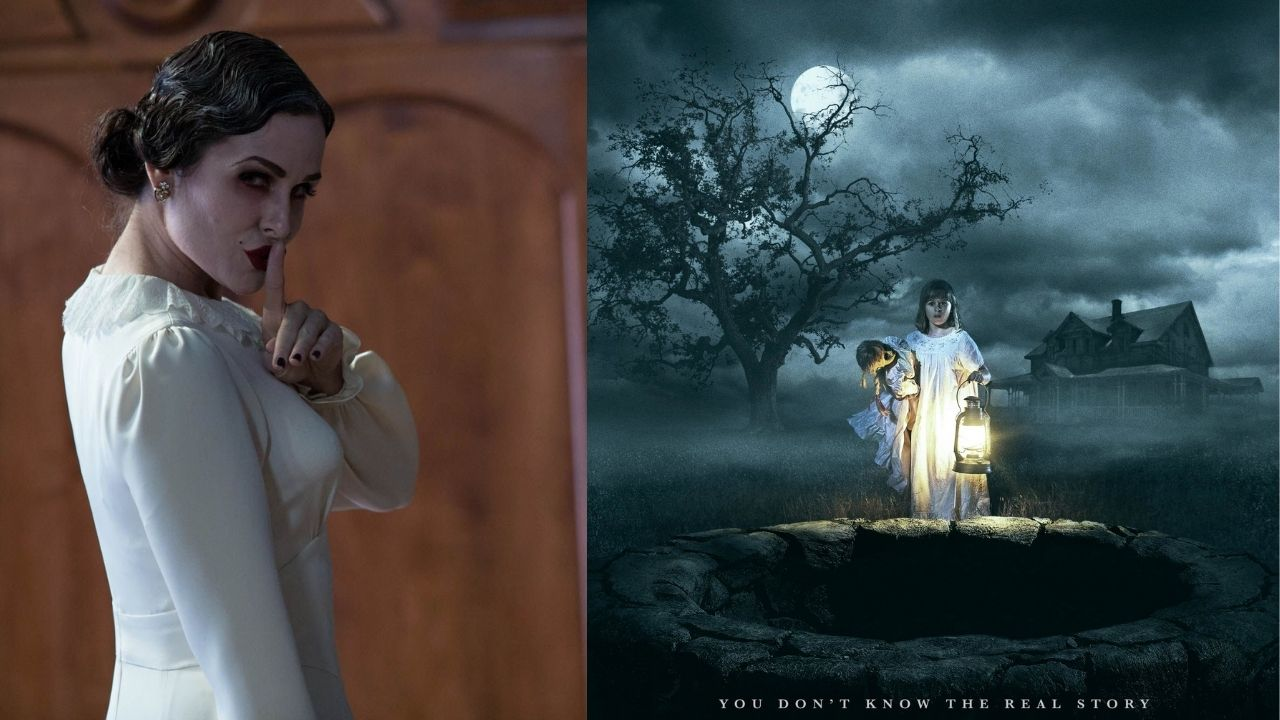 Which Is Scarier Insidious Or Conjuring?