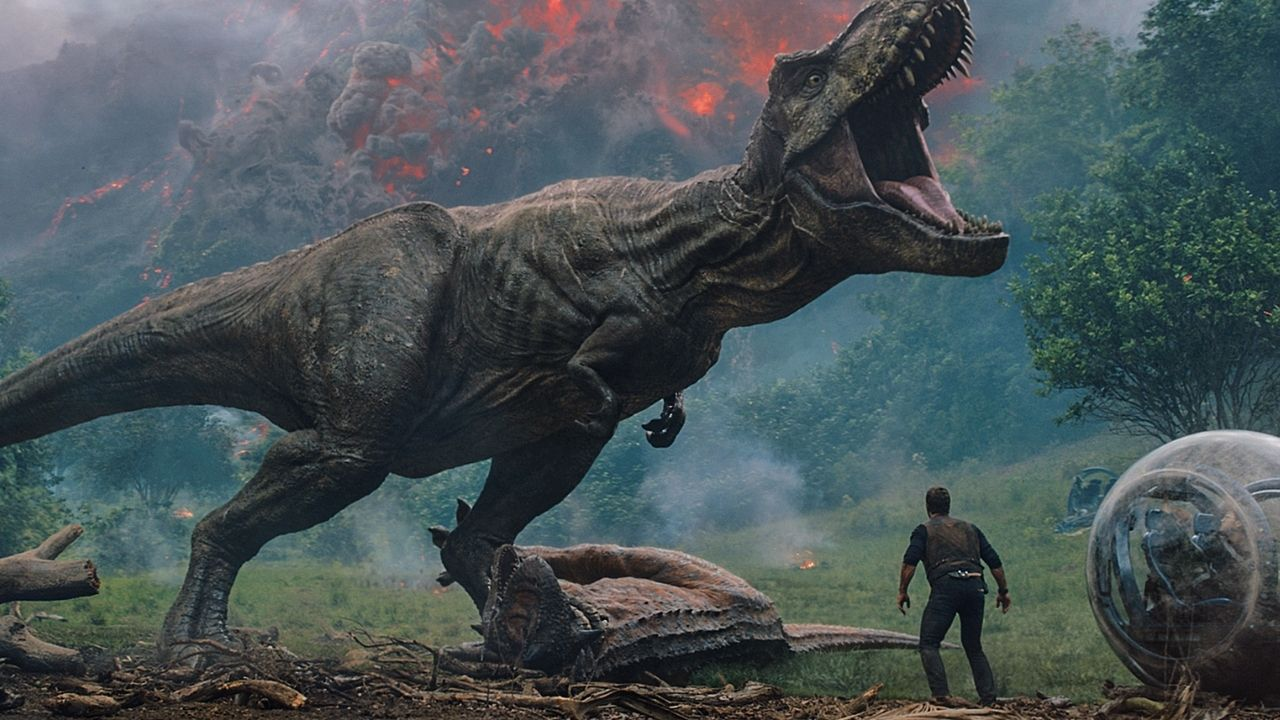'Jurassic World 3' Director on Why Prologue Goes Back to Cretaceous Era