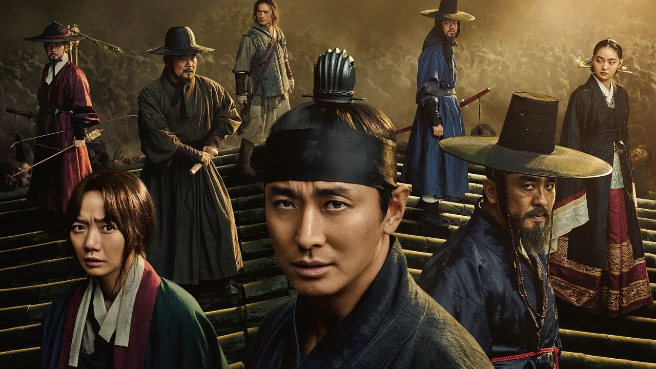 All about the identity of the mysterious woman at the end of Kingdom Season 2