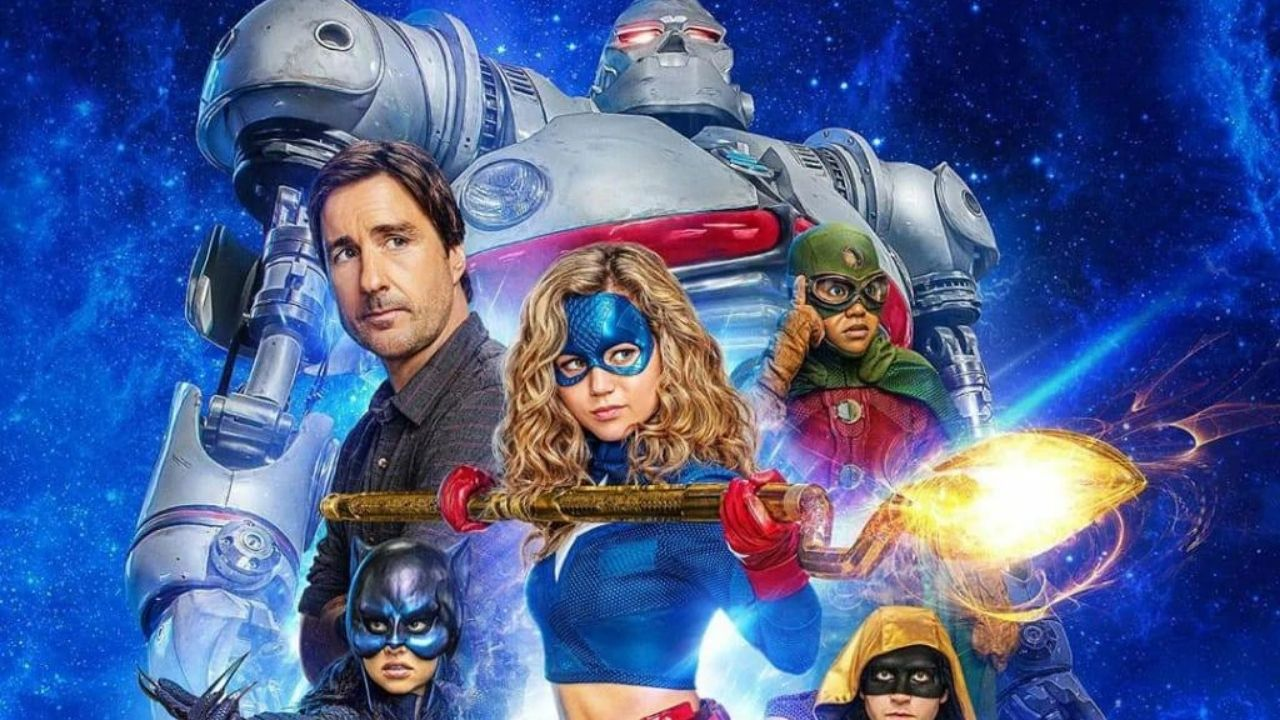 Stargirl S2 Poster Teases Epic Battle With Show's New Villain Eclipso