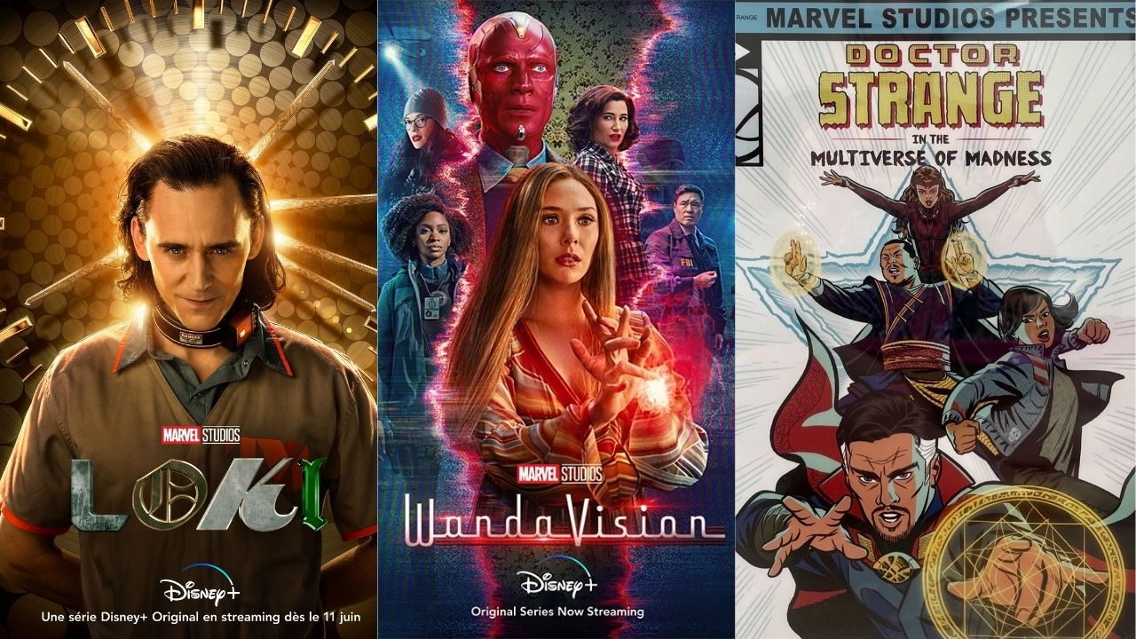 How Are Loki And WandaVision Connected To Dr. Strange 2?